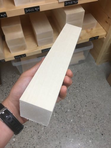 Basswood Carving Blocks - 2