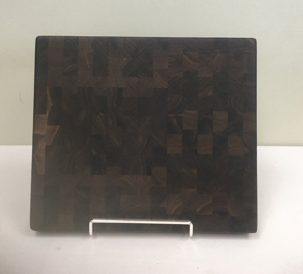 End Grain Cutting Board - Walnut Cutting Board
