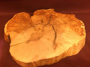 Maple Burl Slab