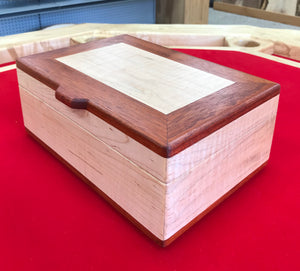 Keepsake Box - Wood Keepsake Box