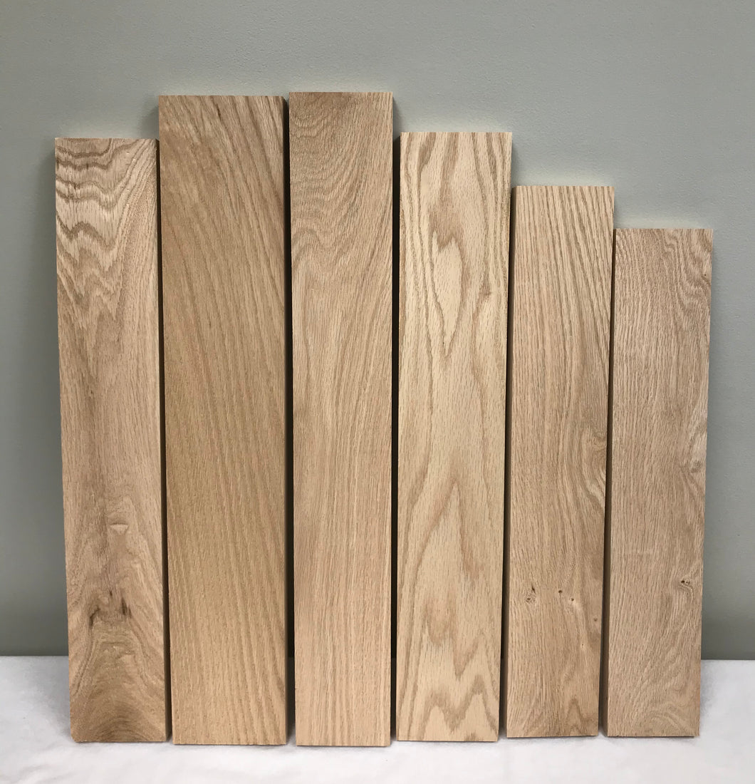Red Oak Lumber - Short Length Lumber