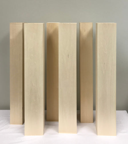 Basswood Carving Blocks 6 (3