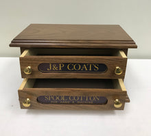 Spool Keepsake Box
