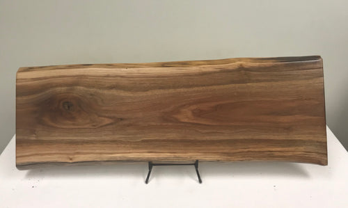 Walnut Live Edge Slab