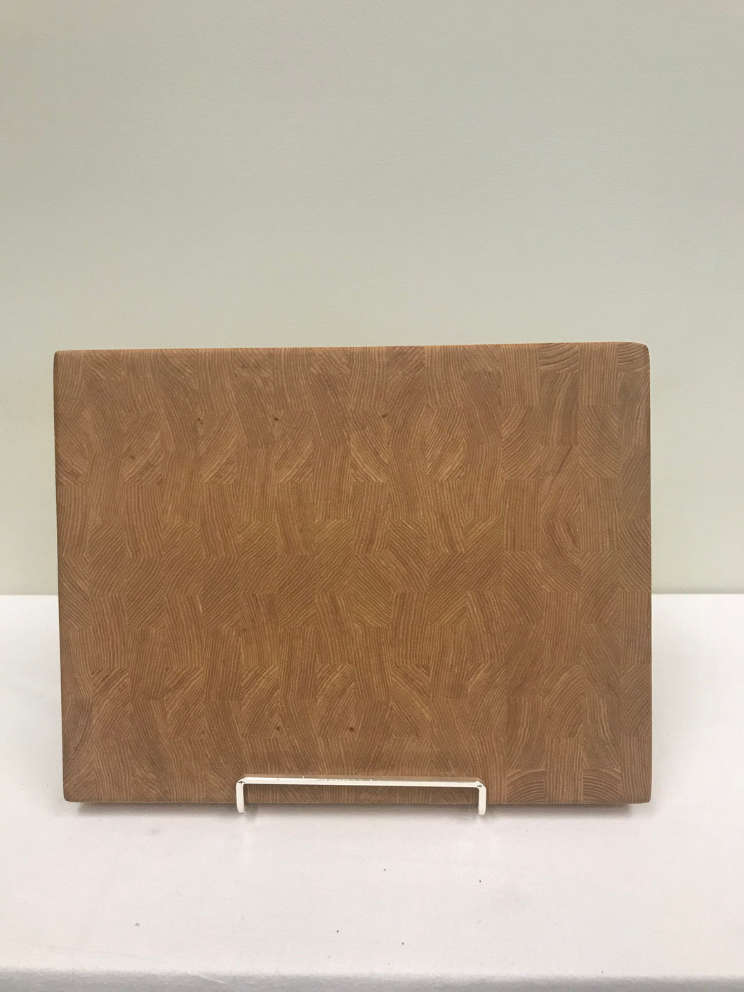End Grain Cutting Board- Hickory Cutting Board