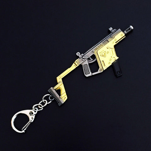 MIGHTY VECTOR Metal Keychain