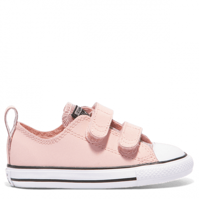 Converse Toddler All Star Glitter Storm Pink