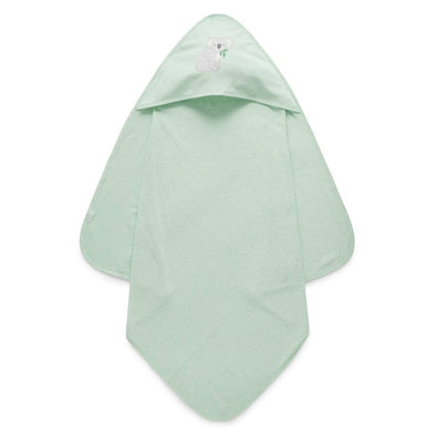 Pure Baby Eucalyptus Hooded Towel