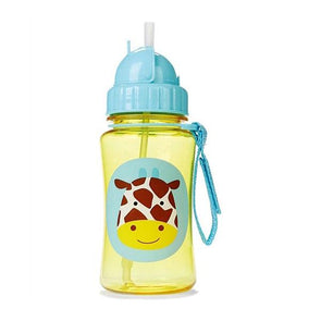 Skip Hop Straw Bottle Giraffe