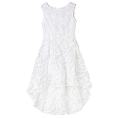 Georgina Embroidered Dress