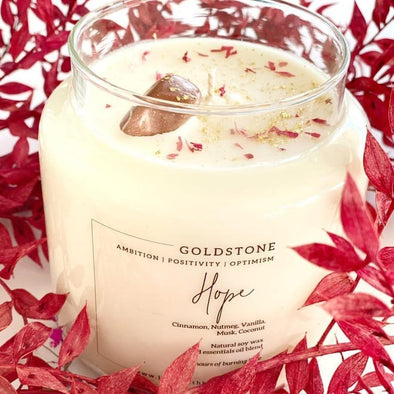 Laced With Kindness Candle Hope