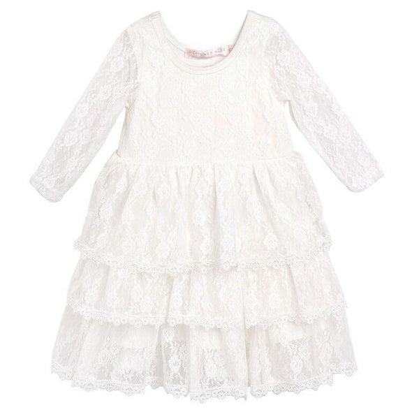Candice Long Sleeve Lace Dress