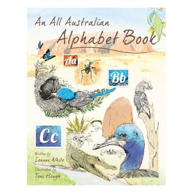 An All Australian Alphabet Softcover Book