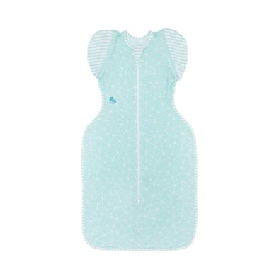 Love To Dream Swaddle Up 50/50 Bamboo Lite 0.2 Tog Mint
