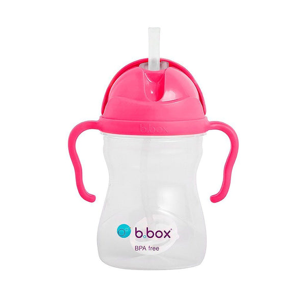 b.box Sippy Cup Raspberry