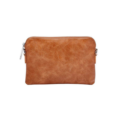 Livvy & Harry Nappy Clutch Tan