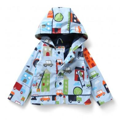 Penny Scallan Raincoat Big City