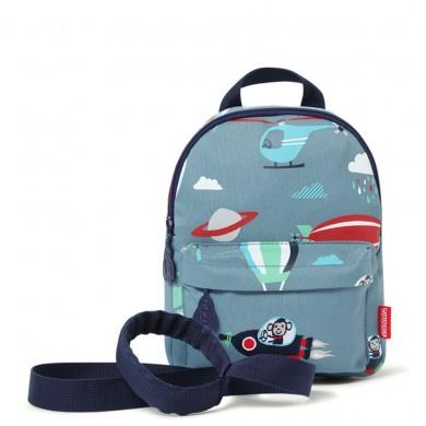 Penny Scallan Mini Backpack With Rein Space Monkey