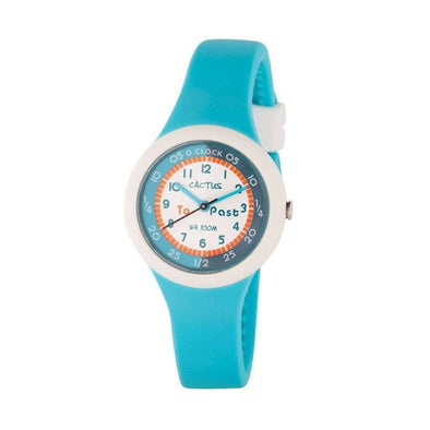 Time Trainer Watch Aqua