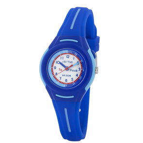 Petite Time Keeper Watch Blue