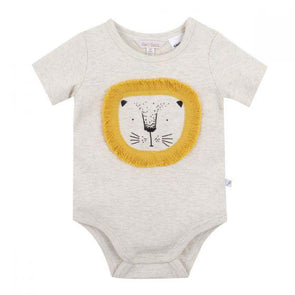 Fox & Finch Rahh Lion Bodysuit
