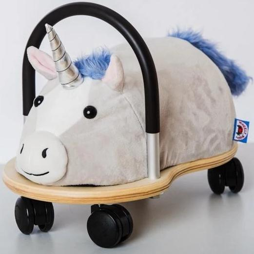 Wheely Bug Unicorn Plush Combo