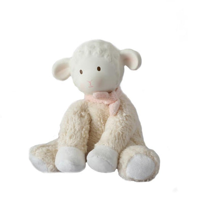 Lila Lamb Teething Toy