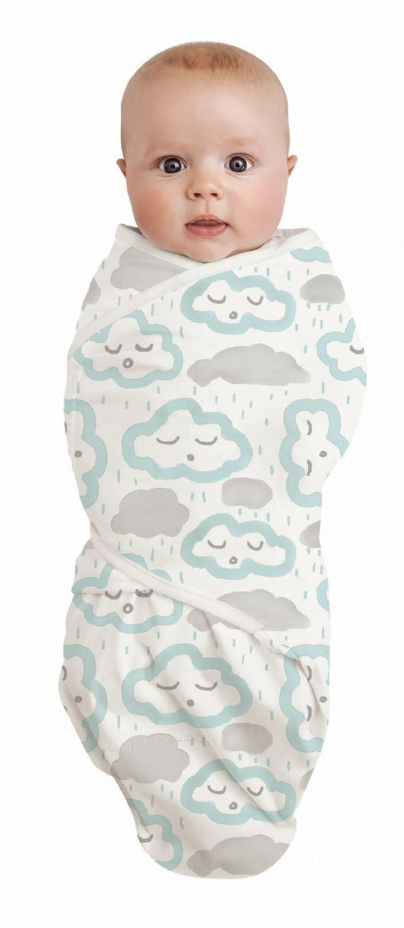 Studio Swaddlewrap  Peppermint Clouds