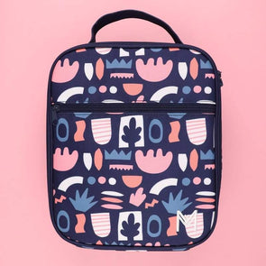 MontiiCo Insulated Lunch Bag Bloom
