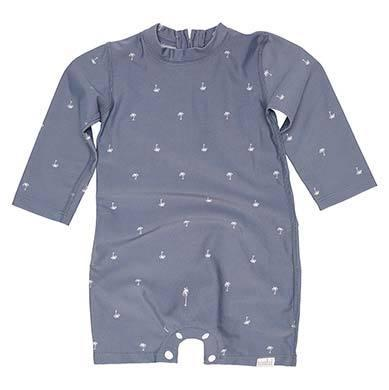 Toshi Swim Onesie Long Sleeve Seaside