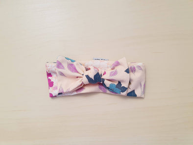 Flower Child Bow Headband