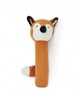 Felix the Fox Baby Rattle