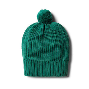 Wilson & Frenchy Fern Knitted Hat