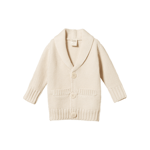 Nature Baby Willow Cardigan Natural