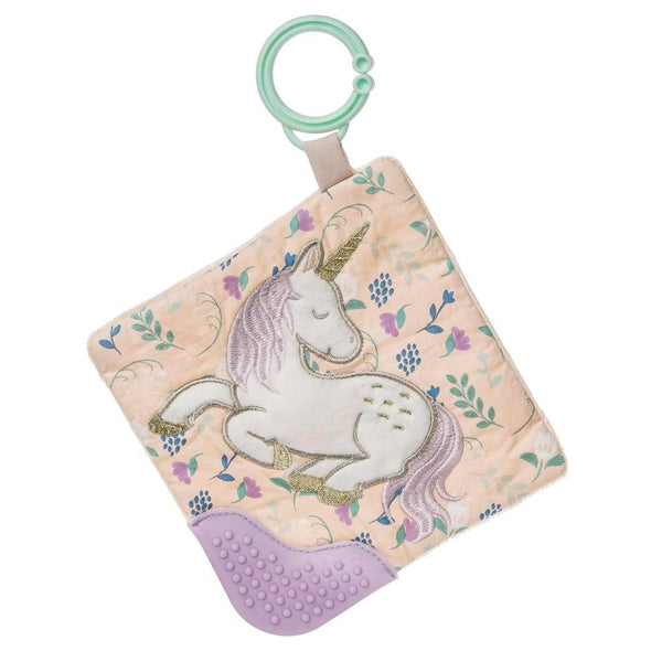 Twilight Baby Unicorn Crinkle Teether