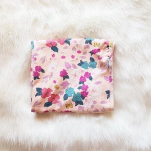 Flower Child Swaddle Wrap