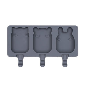 Dark Grey Frostie Icy Pole Mould