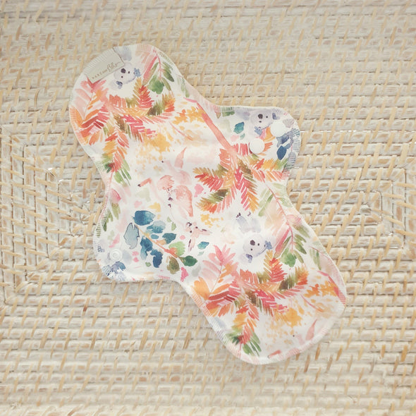 Bare & Boho Cloth Sanitary Pads Fauna