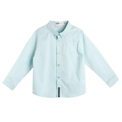 Mint Oliver LS Shirt
