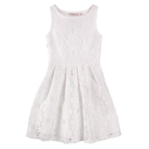 Melrose Avenue Dress Ivory