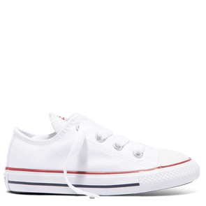 ce8171b3113 Converse Toddler Canvas Low Top White