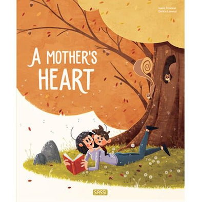 Sassi A Mother's Heart Story Book