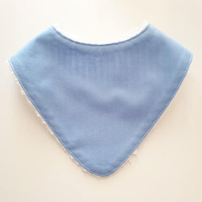 Dribble Bib Cornflower Blue