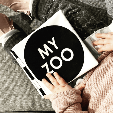 My Zoo Soft Book