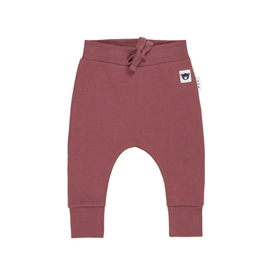 Huxbaby Plum Drop Crotch Pant