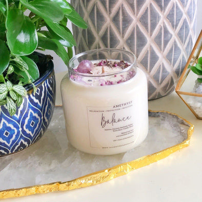 Laced With Kindness Candle Balance