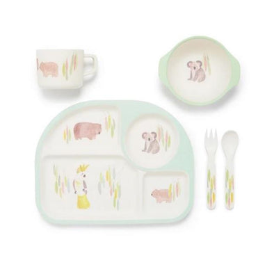 Pure Baby Australiana Dinnerware Set