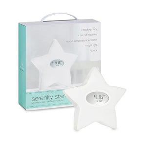Serenity Star Sounds Machine & Night Light