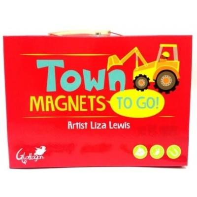 Town Magnets To Go