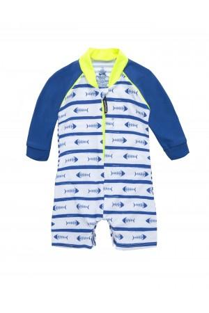 Fishbones UPF50+ Sunsuit LS